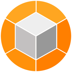LOGO CG ORANGE