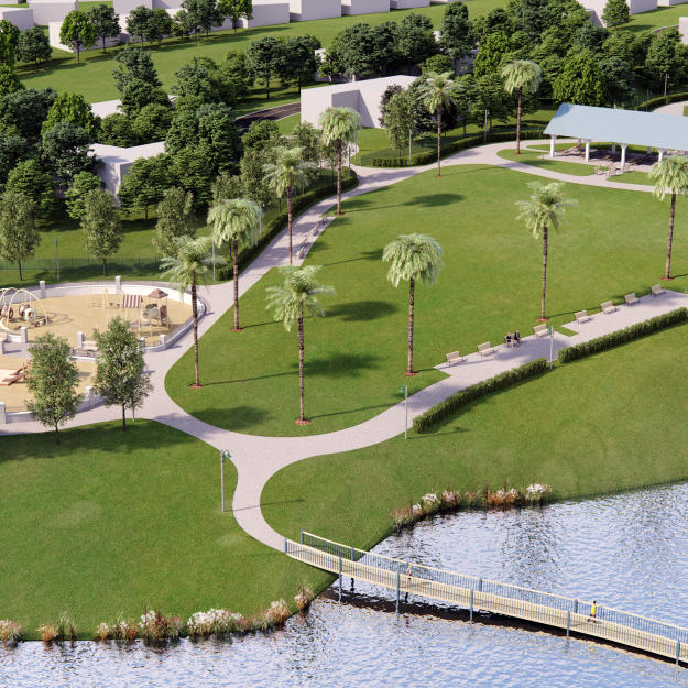Community Park FL USA
